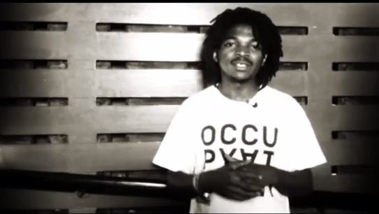 VIDEO: Ugandan rapper Burney MC's unexpected protest song